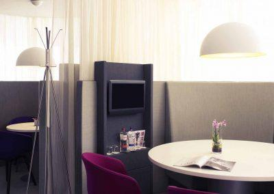 Mercure Hotel Nijmegen Centre Lobby