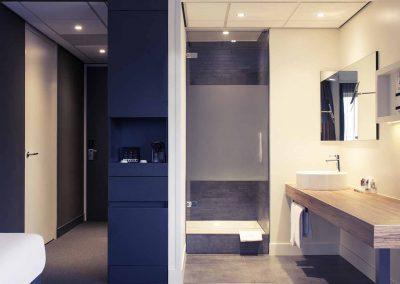 Mercure Hotel Nijmegen Centre Privilege Room bathroom