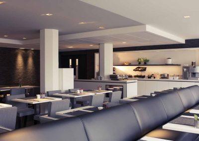Mercure Hotel Nijmegen Centre Breakfast