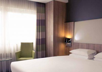 Mercure Hotel Nijmegen Centre Double room