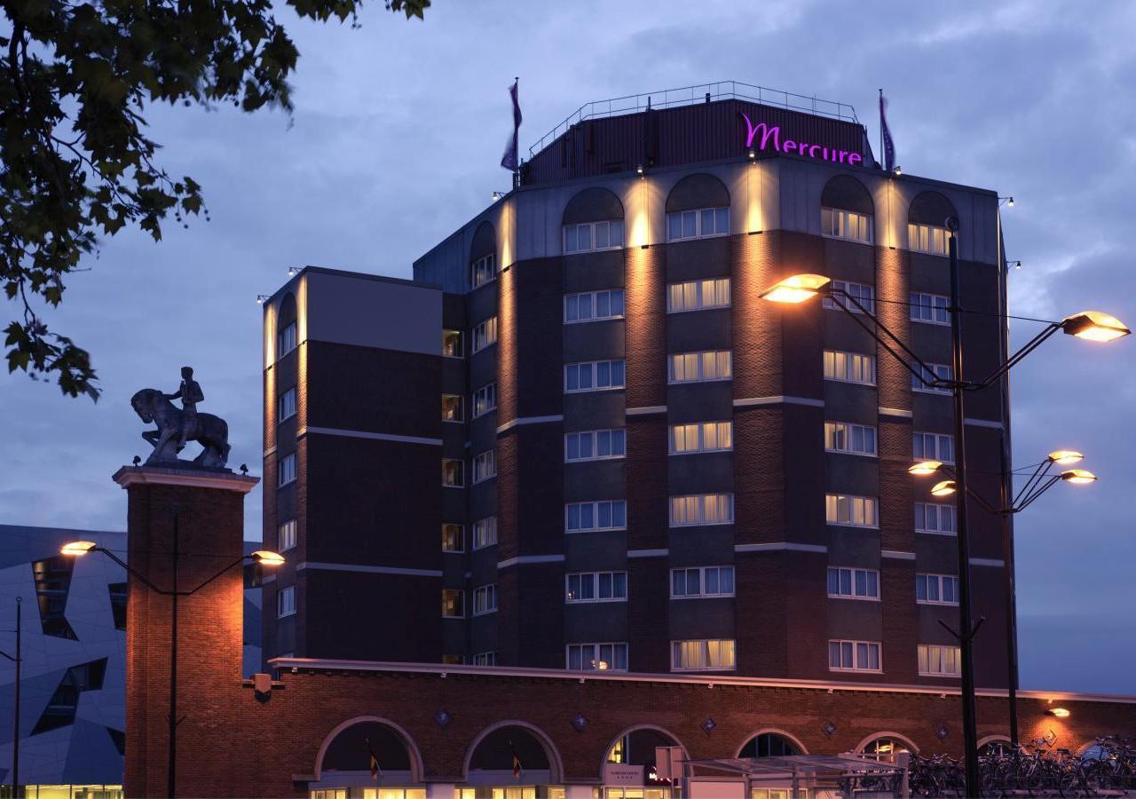 Mercure Hotel Nijmegen Buitenaanzicht