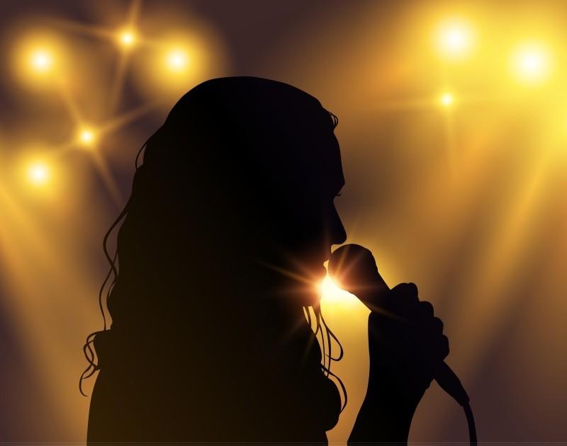 Optreden concertzaal