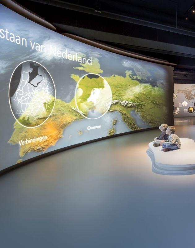 Openluchtmuseum Arnhem canon van Nederland