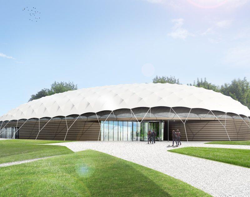 Nieuw gebouw Vrijheidsmuseum