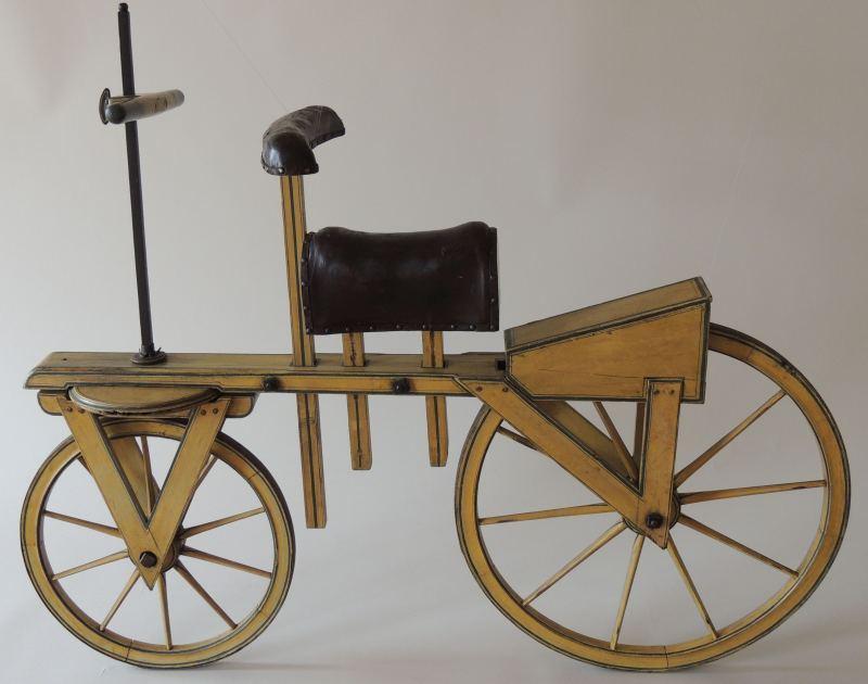Lippe Loopfiets uit 1817