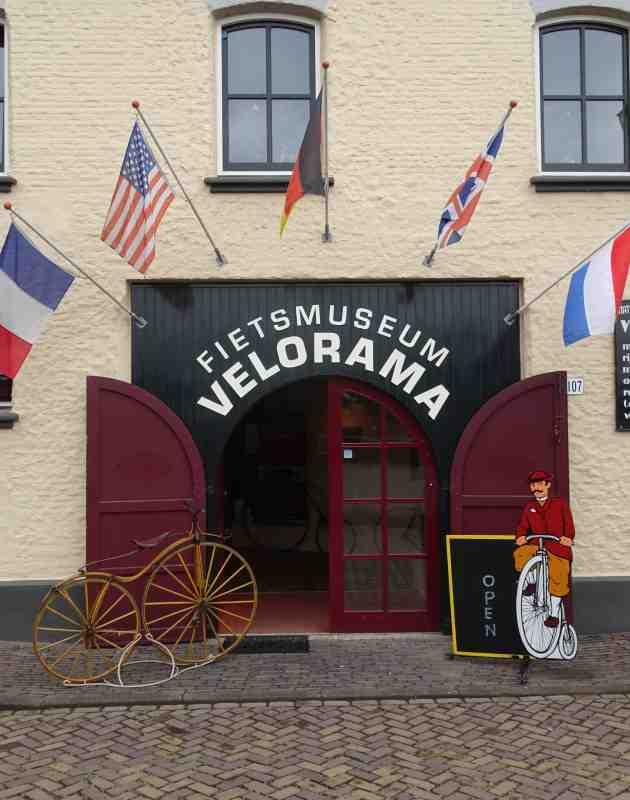 Ingang Velorama Nijmegen